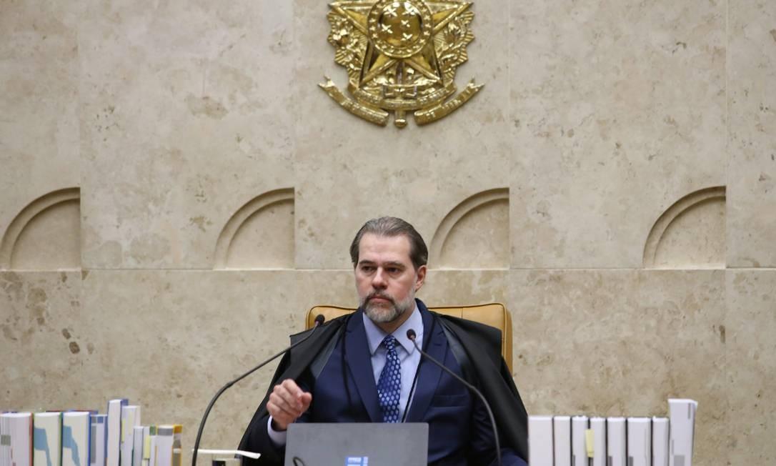 Toffoli: 'Não se constrói democracia atirando-se pedras'