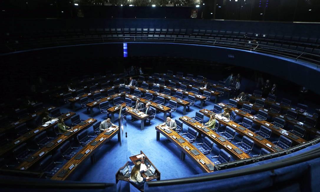 Senado Federal Foto: Jorge William / Agência O Globo
