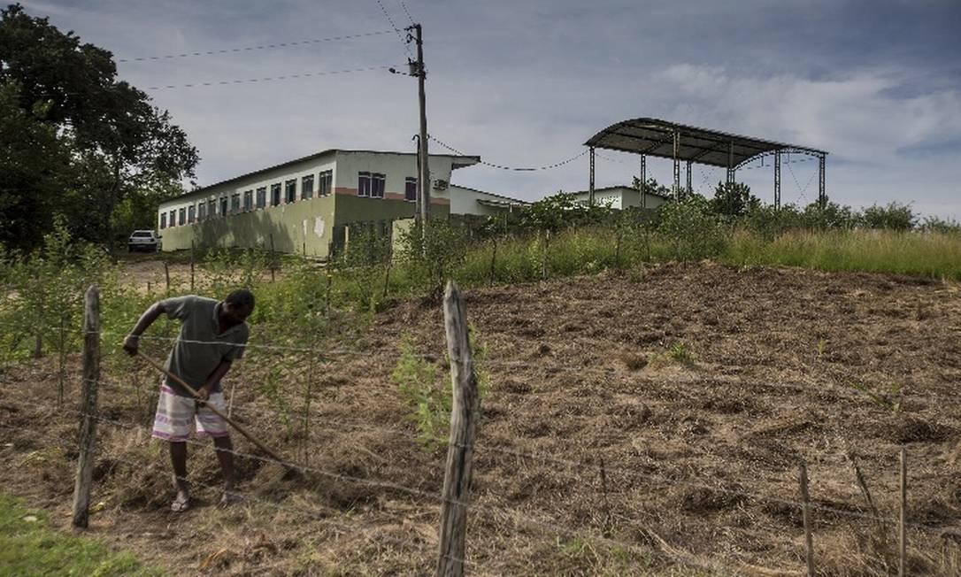 Segundo o ministro da Economia, existem 6 milhões de idosos que vivem em zonas rurais Foto: Alexandre Cassiano / .