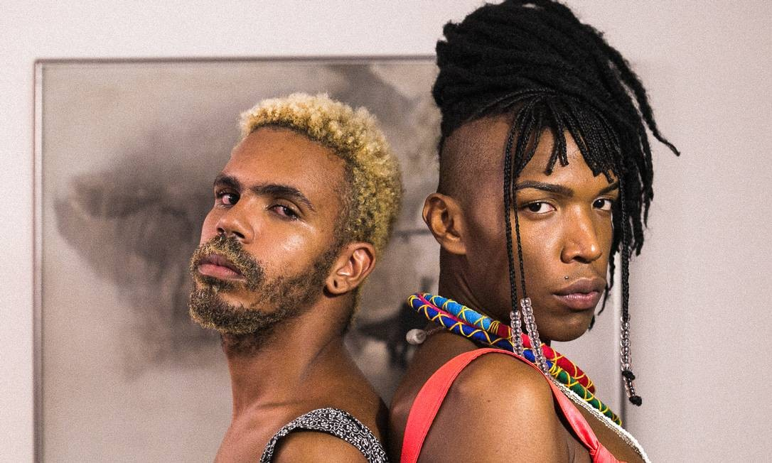 Hiran e Majur, revelações da Bahia, cantam no Rio