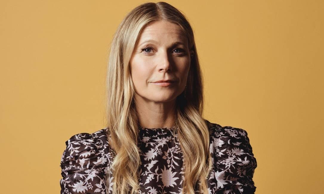 A atriz Gwyneth Paltrow foi vítima de Weinstein Foto: RYAN PFLUGER / NYT