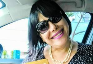 A professora Astrid Beatriz Foto: Divulgação