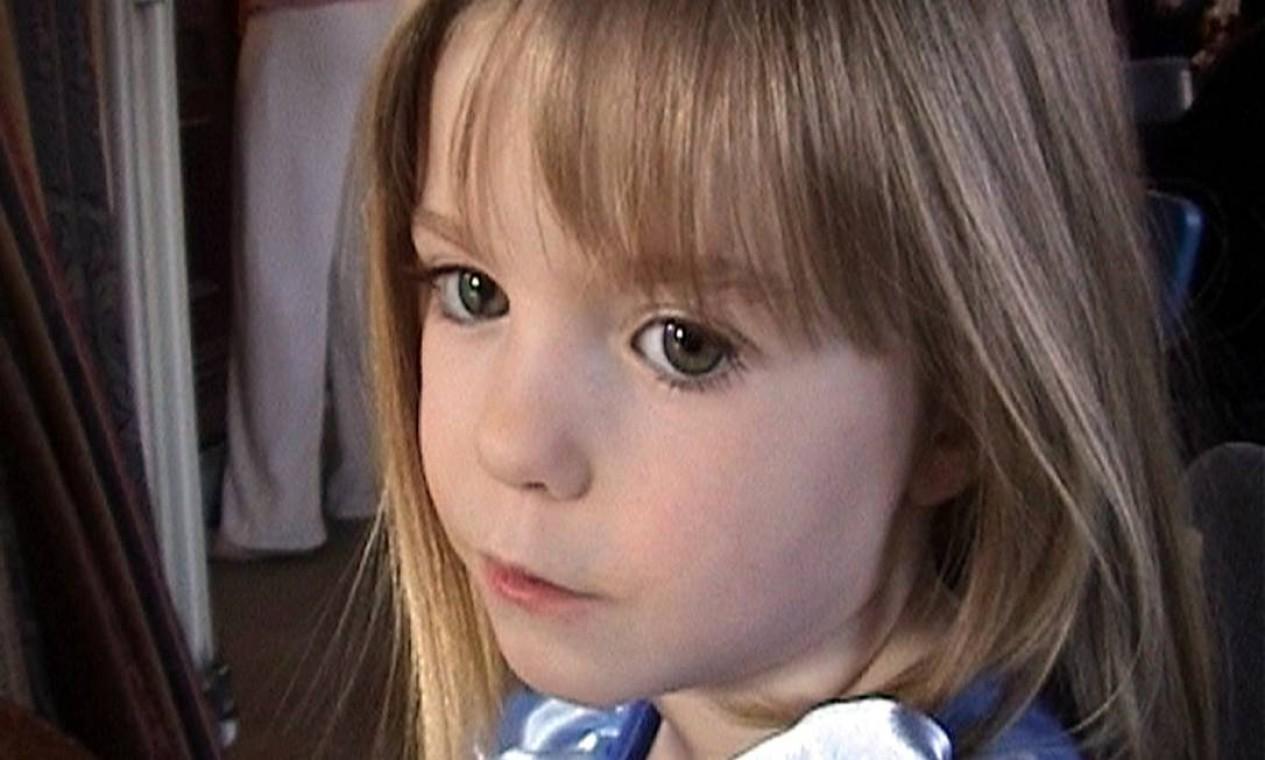 'O desaparecimento de Madeleine McCann': a série, que estreou na Netflix na semana passada, narra em detalhes o caso da menina britânica que sumiu em 2007 quando sua família passava férias em Portugal Foto: AP Photo/McCann Family