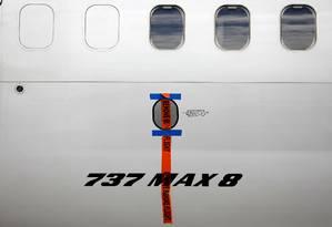 Boeing confirmou que iria atualizar, mais uma vez, o software de controle de vôo do avião após o novo acidente Foto: Willy Kurniawan / REUTERS