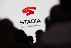 O Google não divulgou detalhes sobre preço e títulos disponíveis para o Stadia Foto: STEPHEN LAM / REUTERS