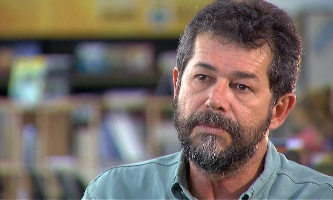 O jornalista, escritor e roteirista Marçal Aquino Foto: Divulgação