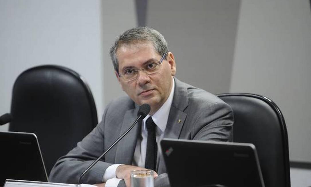 Rogério Nascimento foi procurador regional eleitoral no Rio entre 2008 e 2010 e faz parte da força-tarefa da Lava-Jato no Rio na segunda instância Foto: Senado