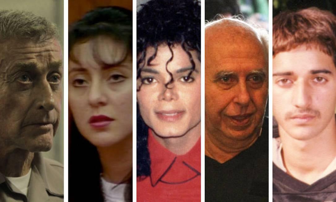 """Séries criminais como """"Lorena"""" e """"Deixando Neverland"""" vêm ganhando cada vez mais espectadores Foto: Reprodução"""