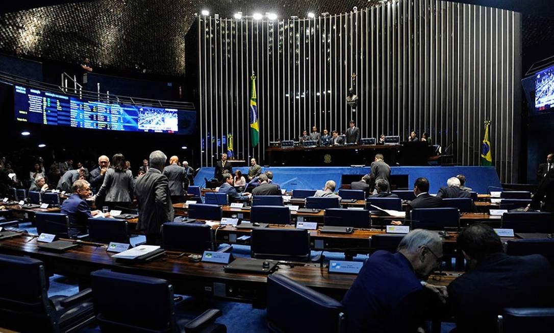 Senado aprova projeto que obriga agressor de mulher a ressarcir o SUS Foto: Agência Senado