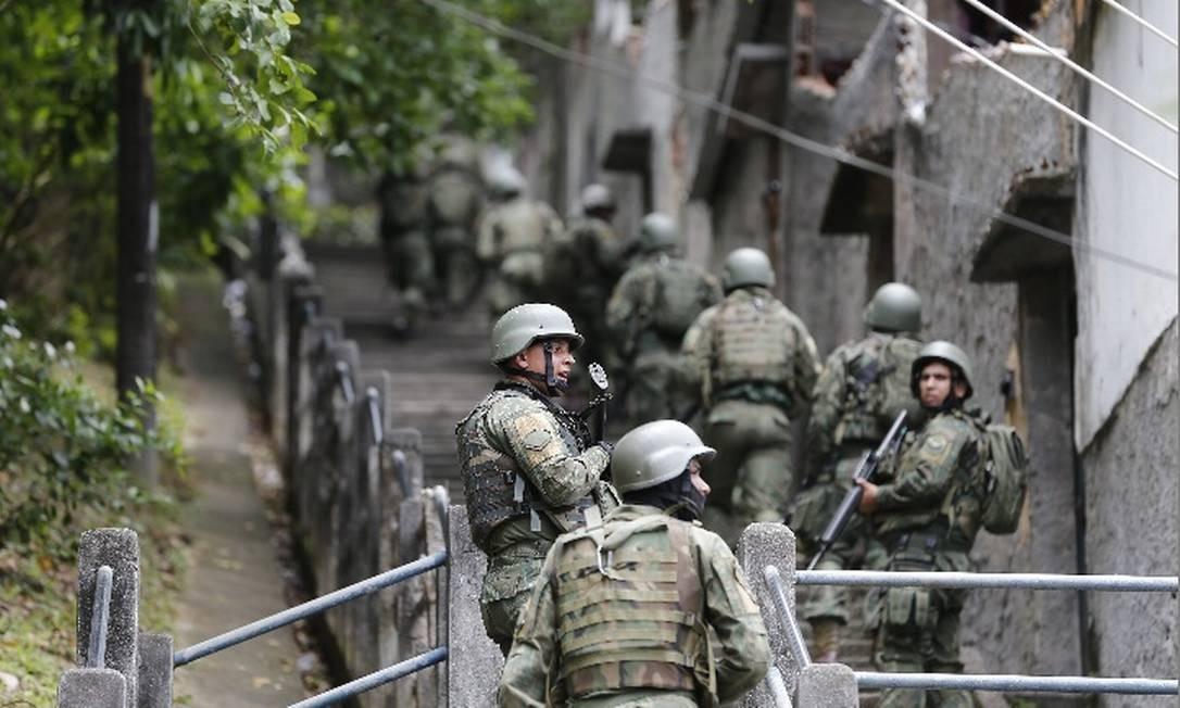 Proposta da reforma da Previdência dos militares será entregue nesta quarta-feira pelo Governo Foto: Arquivo