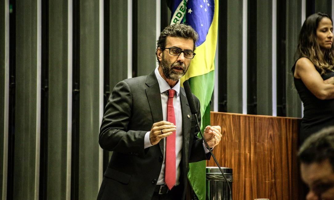 O deputado Marcelo Freixo, do PSOL-RJ. Foto: Mayara Donaria