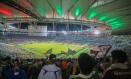 Torcida do Fluminense no Maracanã Foto: Divulgação