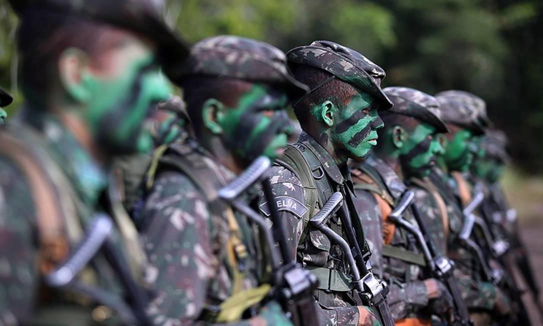 O governo apresentou a versão final da reforma da Previdênica dos militares Foto: Agência O Globo