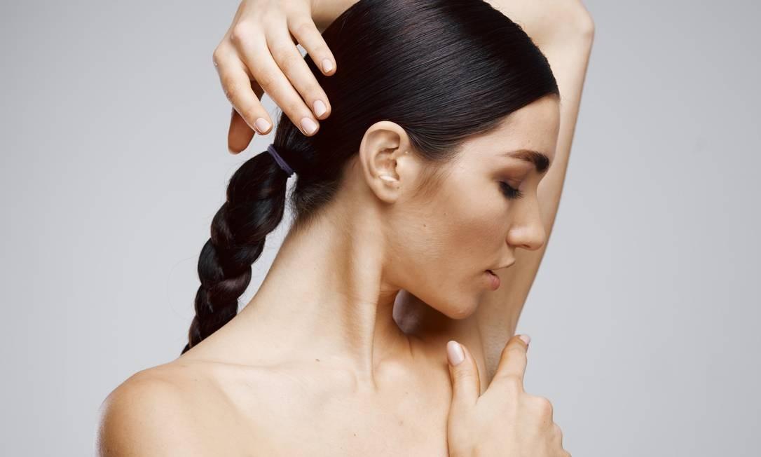 Desodorante natural: opção para menos alergias Foto: Shutterstock