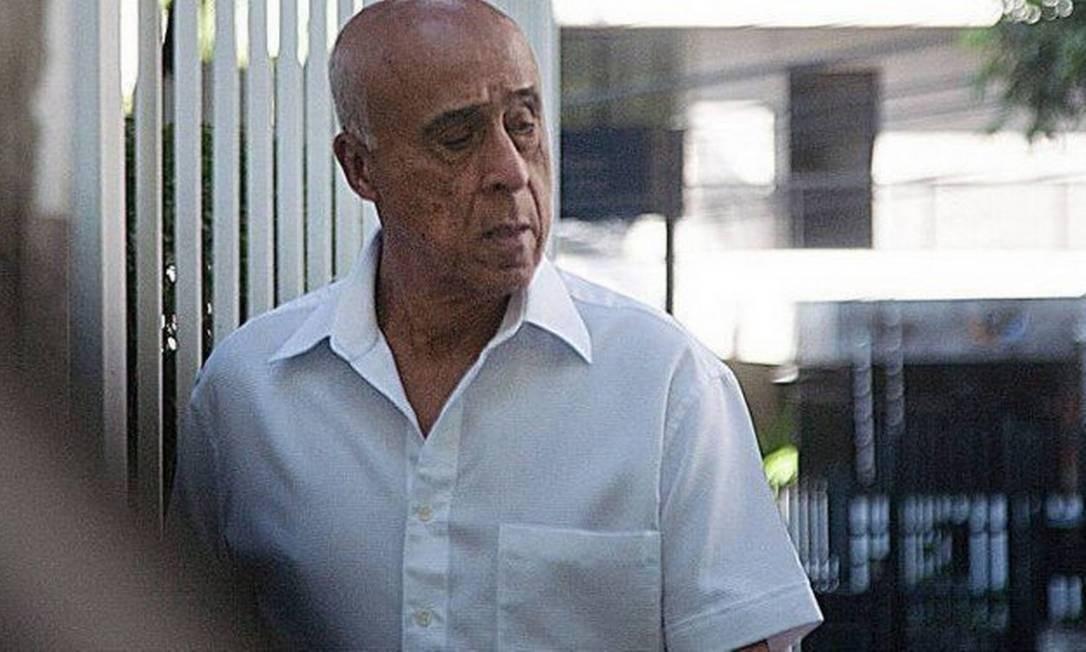 O coronel João Baptista Lima Filho, tido como operador em esquemas que envolveriam o ex-presidente Michel Temer Foto: Reprodução