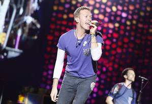 Coldplay: taxa em venda de ingressos antecipados afetada pela decisão do tribunal. Foto: Bárbara Lopes / Agência O Globo
