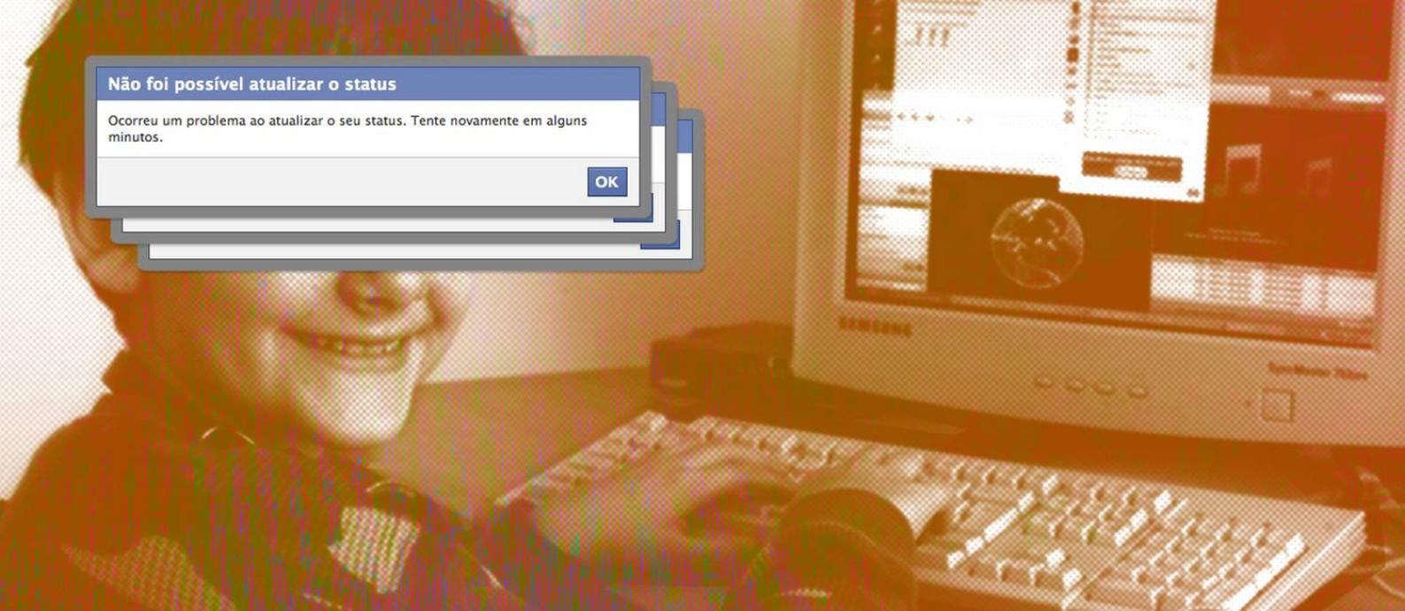 Jovens se reúnem em locais que propagam discurso de ódio na internet, mesmo nas grandes redes sociais Foto: ÉPOCA