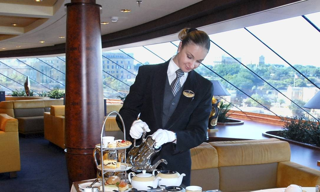 Dez mordomias para quem viaja na área VIP de um navio de cruzeiros