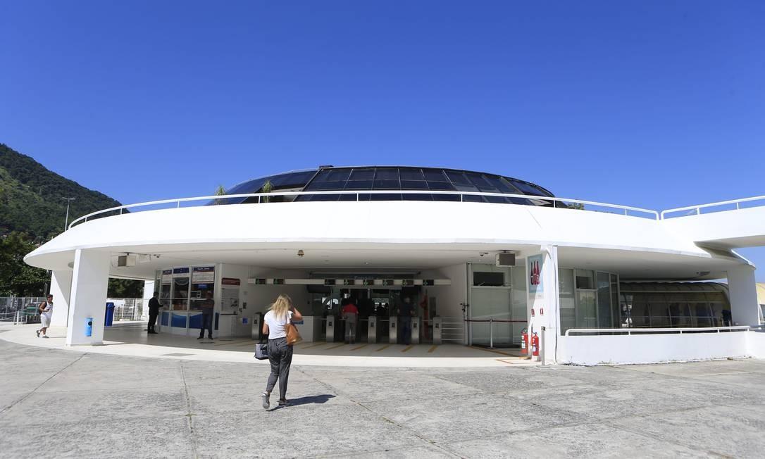 Secretaria de Transportes reconhece importância da linha social Foto: Roberto Moreyra / Agência O Globo
