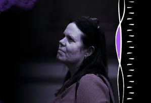 Deputada Maya Fernandez Allende: neta do ex-presidente destaca avanços na situação da mulher chilena Foto: Arte sobre foto de divulgação