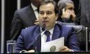 O presidente da Câmara, Rodrigo Maia, diz que cortes no orçamento continuam sendo possíveis quando necessário. Foto: Luis Macedo / Agência O Globo