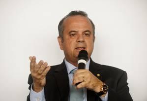 Rogério Marinho, secretário especial de Previdência e Trabalho Foto: Adriana Lorete / Agência O Globo