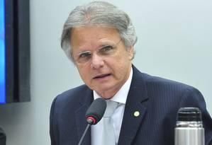 """Macris: Aliados do governo têm que parar com """"agressão idiota"""" Foto: LUIS MACEDO"""