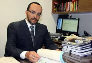 O produrador Vladimir Aras é candidato à sucessão de Raquel Dodge Foto: Divulgação/IDADPP