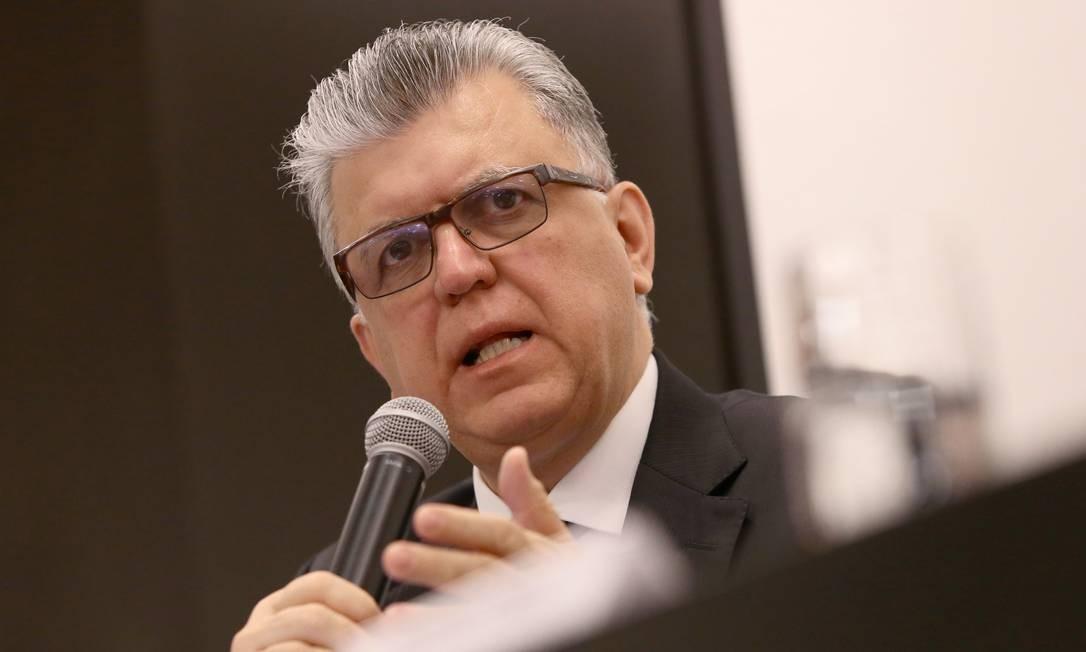 Mário Bonsaglia perdeu a disputa em 2017 Foto: Jorge William / Agência O Globo