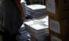 Justiça Eleitoral vai receber processos da Lava-Jato Foto: Jorge William / Agência O Globo