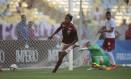 Bruno Henrique comemora o gol do Flamengo sobre o Fluminense Foto: Alexandre Cassiano / Agência O Globo