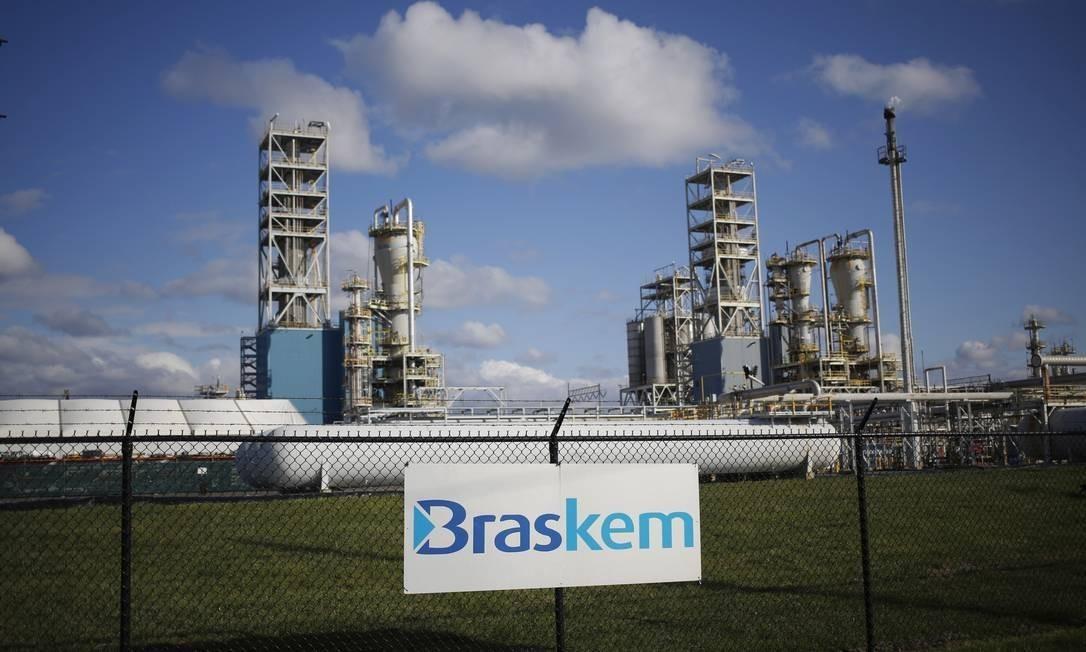 Braskem: venda deve sair, mas holandeses apertam na negociação Foto: Luke Sharrett / Bloomberg