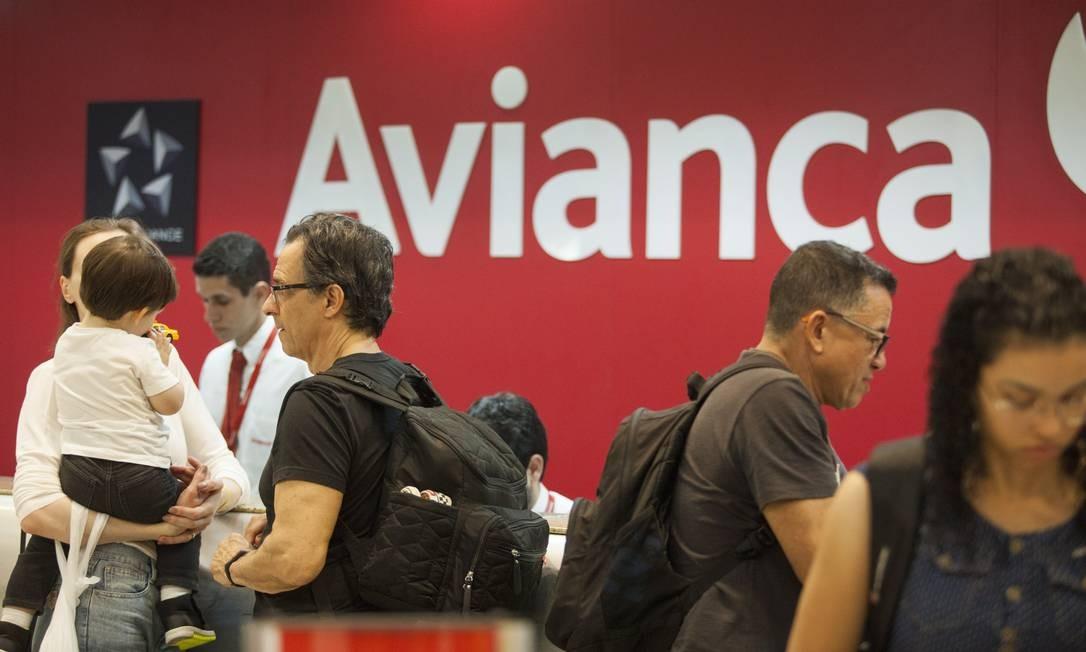 Avianca vai encerrar operações no Galeção, no Foto: / Gabriel Monteiro/15-7-2018
