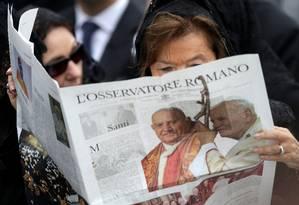 Criada com a aprovação de Bento XVI, a publicação mensal era subordinada ao