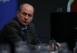 O ministro da Defesa, Fernando Azevedo e Silva. Foto: Jorge William / Agência O Globo