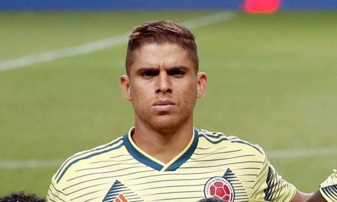 Cuéllar ainda não se firmou na Colômbia Foto: Reuters