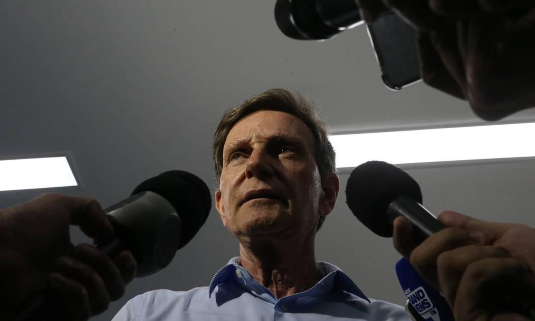 Impeachment de Crivella tem caminho aberto por emenda à Lei Orgânica Foto: Pedro Teixeira / Agência O Globo