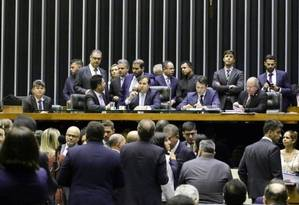 Plenário da Câmara dos Deputados Foto: Luis Macedo / Câmara dos Deputados