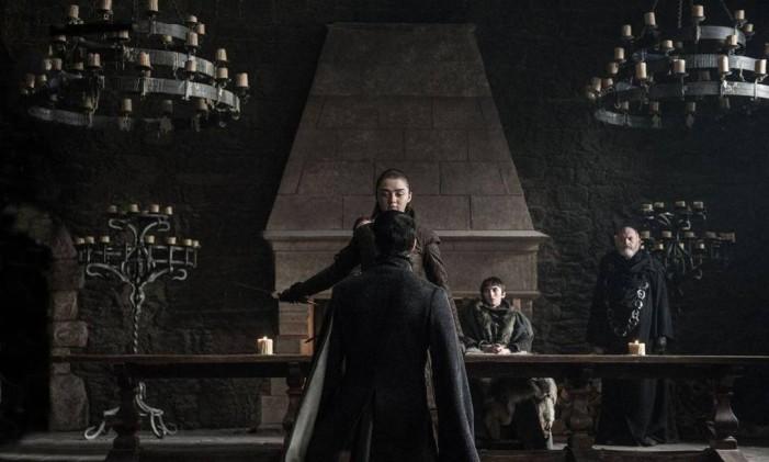 Arya Foto: Reprodução/HBO