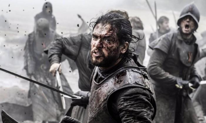 Jon Snow Foto: Reprodução/HBO