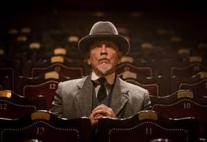 'The ABC murders': com John Malkovich, série apresenta passado de Hercule Poirot que não faz parte dos livros de Agatha Christie Foto: Ben Blackall / Divulgação