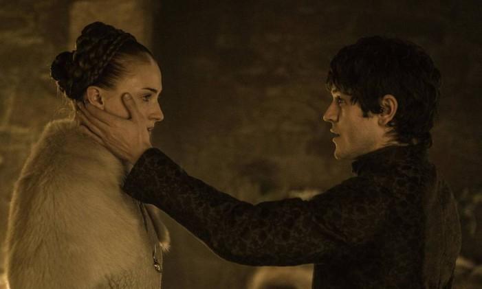 Samsa Foto: Reprodução/HBO