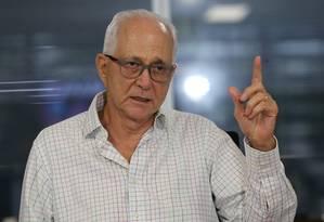 Luiz Alfredo Salomão, interventor: