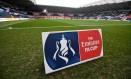 FA Cup não teria nome alterado com mudança de nome na entidade Foto: TOBY MELVILLE / REUTERS