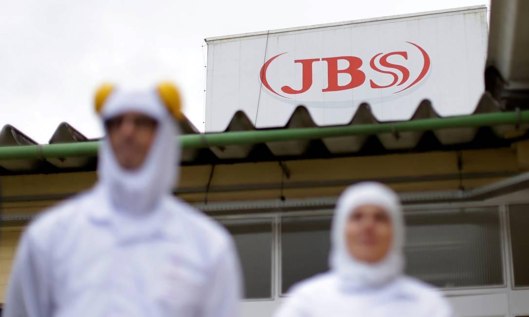 JBS Foto: Ueslei Marcelino / REUTERS