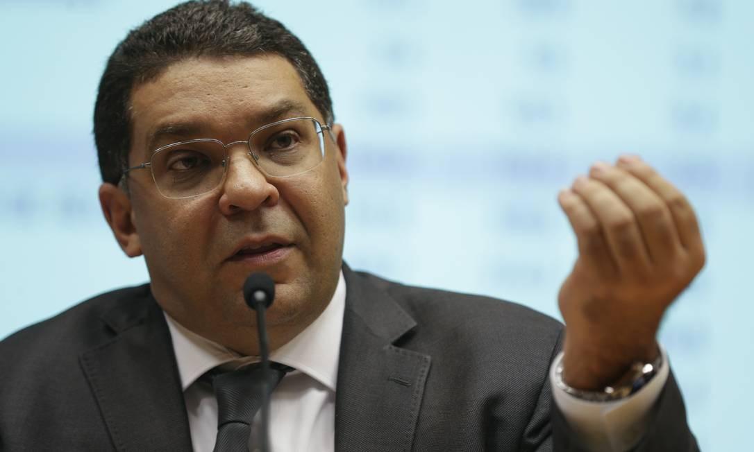 O secretário do Tesouro, Mansueto Almeida Foto: Fabio Rodrigues Pozzebom / Agência Brasil