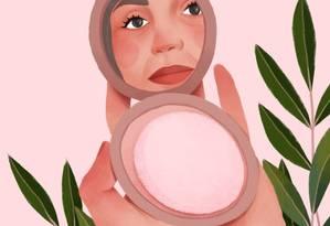 Movimento visa a tirar o foco da aparência Foto: Priscila barbosa