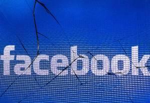 No último dia 27, o Facebook anunciou que vai banir conteúdo de apoio ao 'nacionalismo branco' na rede social Foto: JOEL SAGET / AFP