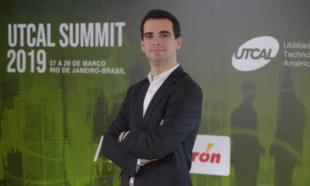 O engenheiro Nuno Medeiros, da EDP: mudanças levam a quadro imprevisível. Foto: Sérgio Matsuura Foto: Agência O Globo