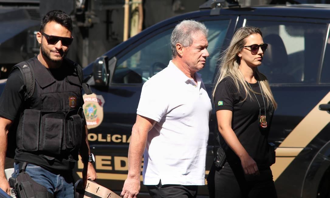 Jacob Barata Filho foi condenado a 12 anos de prisão pelo juiz Marcelo Bretas Foto: Fabiano Rocha / Agência O Globo